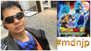 Fui ver Dragon Ball Super: BROLY e vi altos actions pra pegar!