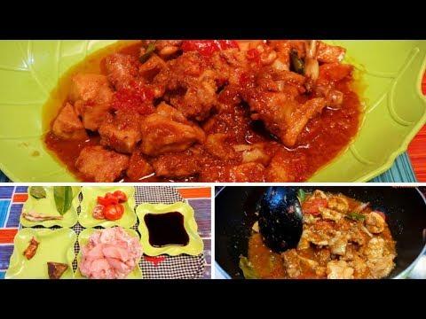 Resep & Cara Memasak Ayam Gongso