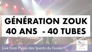 Marvin - Génération Zouk au Palais des Sports du Gosier