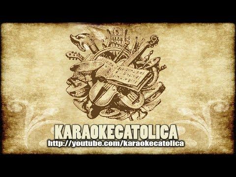 Karaoke Al Mirar la Cruz
