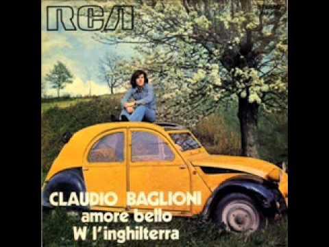 Claudio Baglioni - Amore Bello