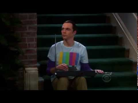 The Big Bang Theory S04E12 Sheldon Nobody Knows Trouble I've Seen