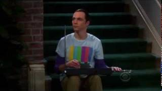 The Big Bang Theory S04E12 Sheldon Nobody Knows Trouble I