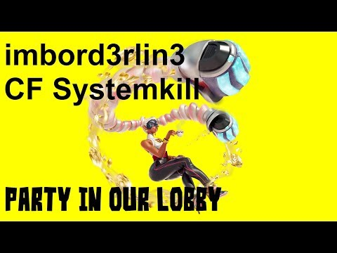 ARMS:THE RETURN OF  join the lobby