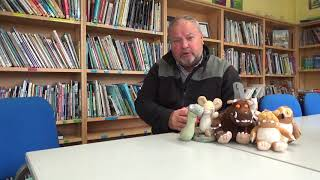 Staff Read 'The Gruffalo' by Julia Donaldson
