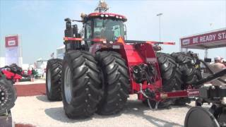 case ih steiger tractors switch gears for 2016