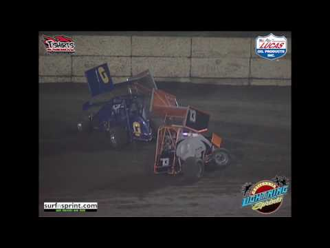 California Lightning Sprints at Ventura Raceway - 10/1/16