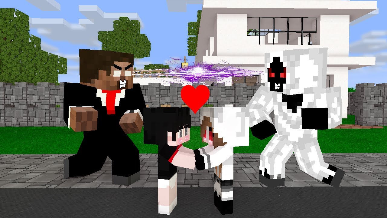 Download PART 1 || ENTITY DAUGHTER FALL IN LOVE WITH HEROBRINE SON