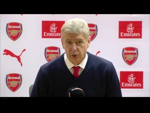 Arsene Wenger on whether Arsenal can win the Premier League