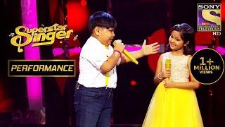 Download lagu Priti और Harshit के Duo Performance ने चुराया सब का दिल | Superstar Singer