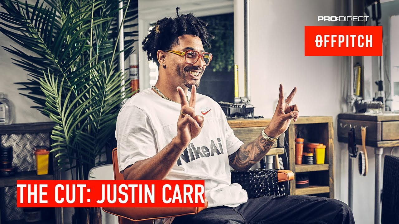 The Cut: Justin Carr Barber to the Ballers | Pro:Direct Off Pitch