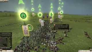 Сетевая битва Total War: Rome 2 №3