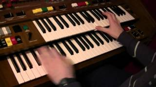The Anniversary Arrangement by Philip Jones / Yamaha Electone C-605