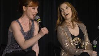 VegasCon 2019 Felicia Day and Ruth Connell FULL Panel Supernatural