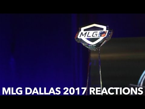 BEST REACTIONS From MLG CWL Dallas Open 2017