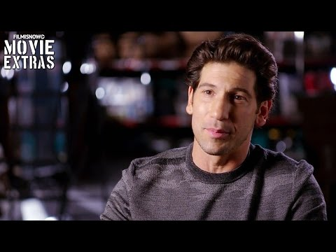 The Accountant | On-set visit with Jon Bernthal 'Brax'