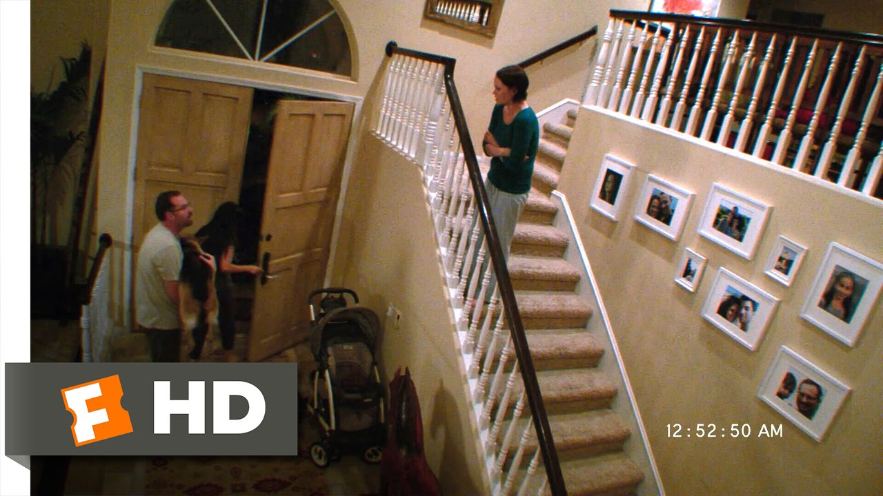Paranormal Activity 2 (6/10) Movie CLIP - The Dog Is Attacked (2010) HD - YouTube