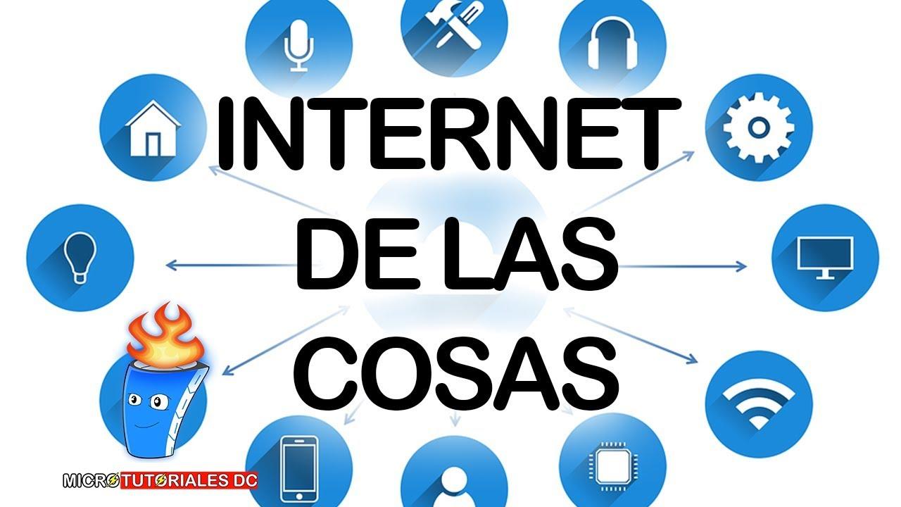Internet de las Cosas - IoT - IoMT - Industria 4.0 - YouTube