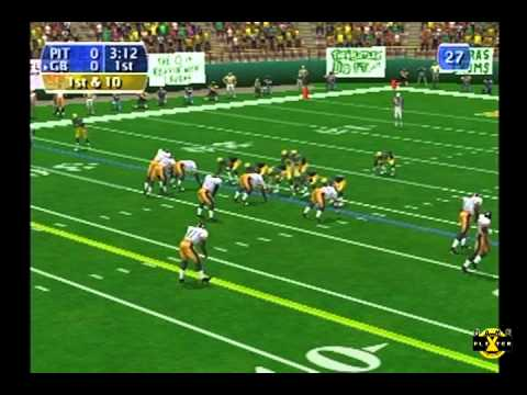 Retro Gaming (Dreamcast): NFL 2K - Pregame