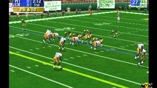 Retro Gaming (Dreamcast): NFL 2K - Pregame