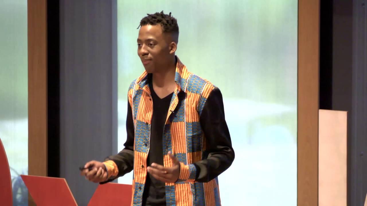 The phenomenal mindset of Africa's future leaders | Nkosana Mafico | TEDxUQ