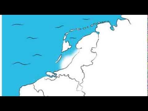 Nederland onder water [WRIJ short]