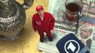 Johannes Schlüter, der Erdogan-Pilot
