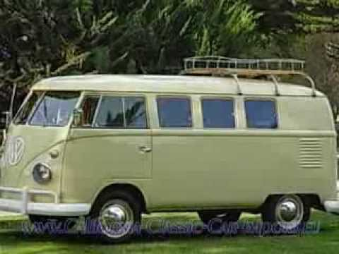 zum verkaufen volkswagen t1 typ 2 camper bus 1960. Black Bedroom Furniture Sets. Home Design Ideas