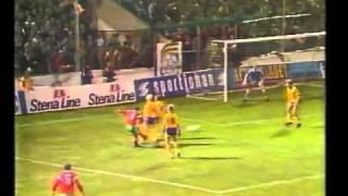 Sveriges (misslyckade) EM-kval 1987