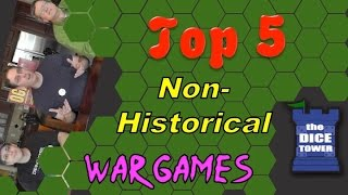 Top Five Non Historical War Games - with HAMTAG