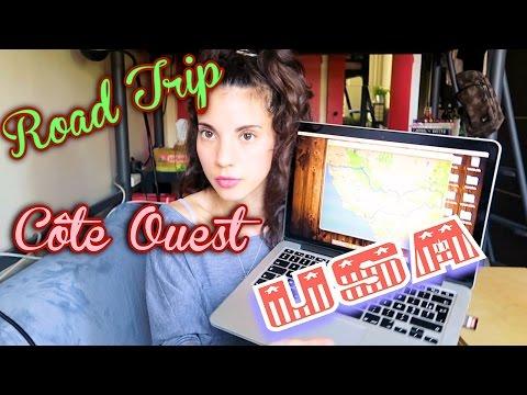 Voyage: Road Trip Côte Ouest USA