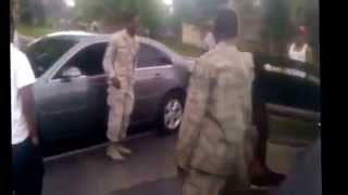 ARMY Soldier VS HOOD Gangster ! Street Brawl