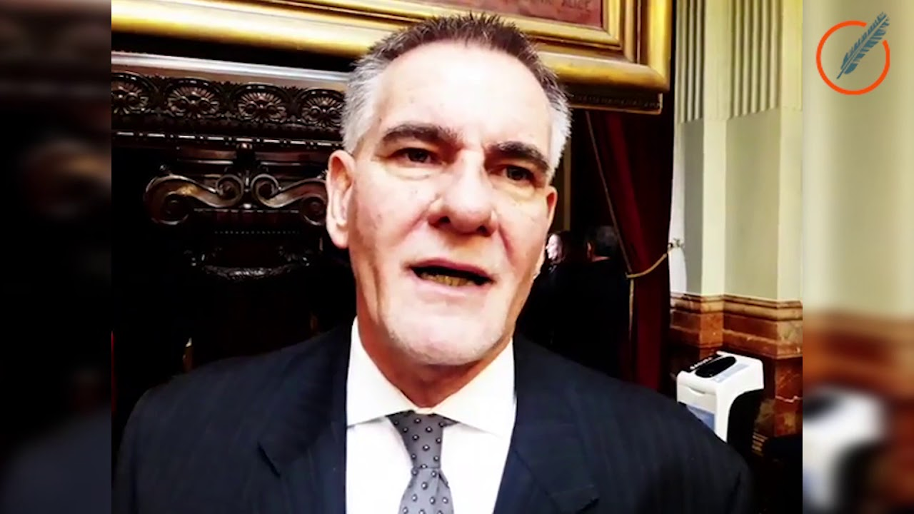 Diputado nacional Carlos Castagneto - FPV
