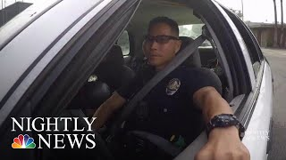 Police Officer Serves Double Duty As Top Trauma Surgeon | NBC Nightly News
