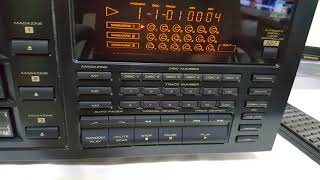Pioneer PD-TM1 18 disc CD Changer from 1991