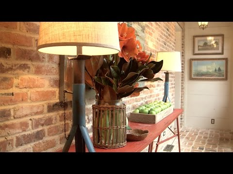 Decorating Between Lamps with James Farmer | Southern Living