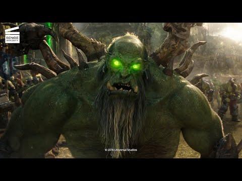 Warcraft - Le Commencement : Durotan vs Gul'Dan
