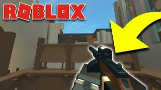 NEW UPDATE! PPSH-41 + RUINS MAP! (Roblox Phantom Forces)