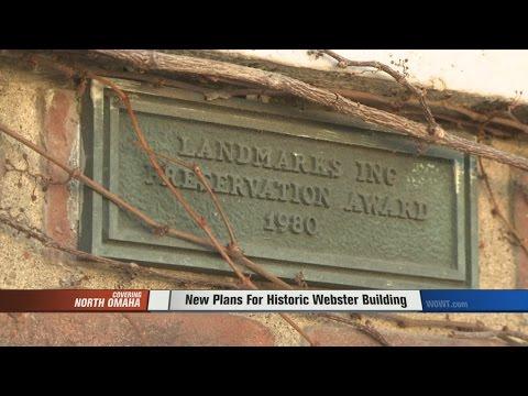 New Plans For Historic Webster Building
