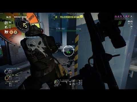 Payday 2 - Medic - Demo gameplay @ DW
