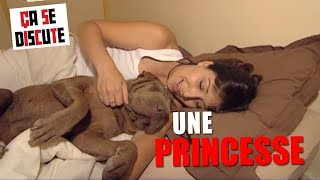 Elle vit une histoire d'amour avec son chien - Ça se discute