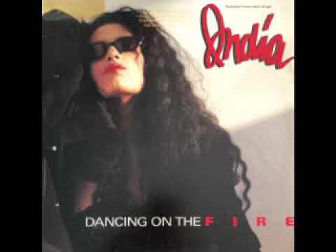 India ‎- Dancing On The Fire (Fun House Mix)