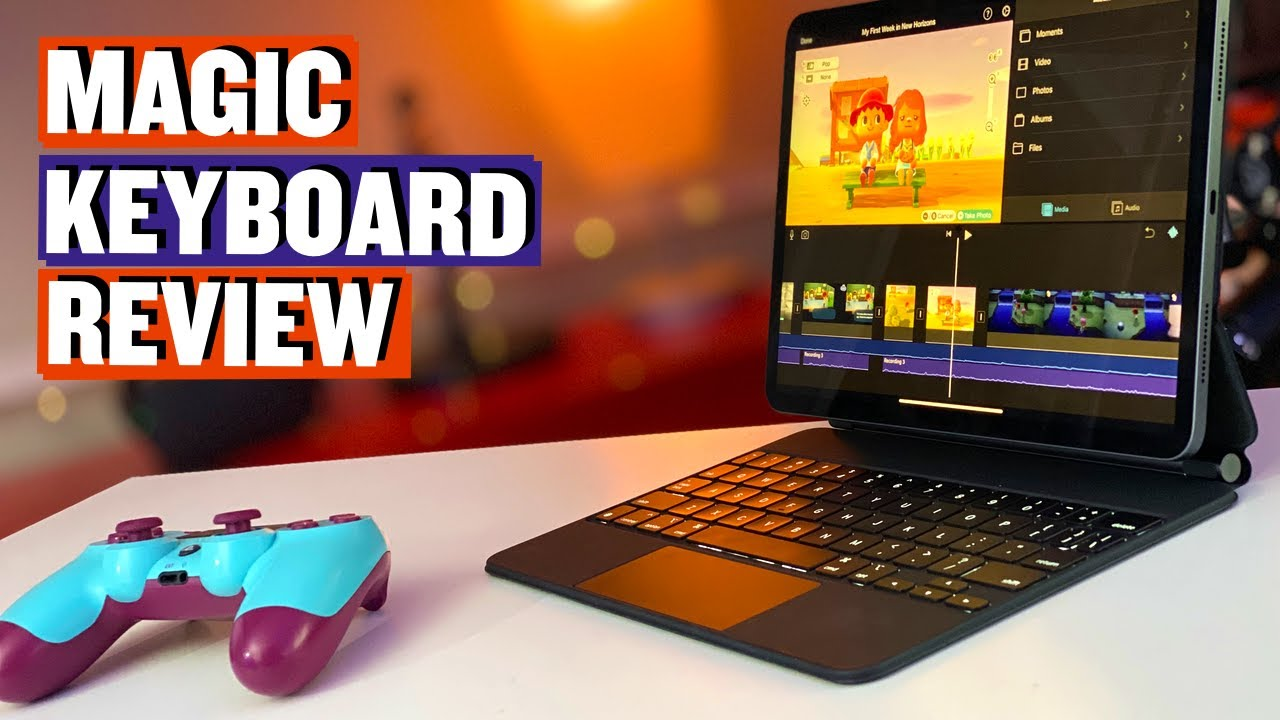 Should You Buy the Magic Keyboard for Your iPad Pro - YouTube