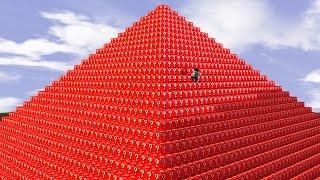 minecraft piramide lucky block vermelho mod mini game pvp