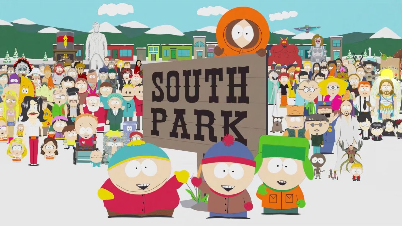South Park Cartman Behindert