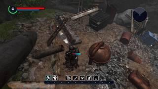 Elex: находим отбойный молоток в яме для горного дела
