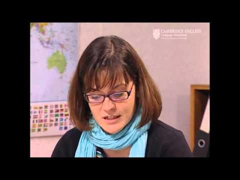 Cambridge English  Business BEC Preliminary Speaking