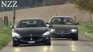 Italienische Traumautos – Maserati & Co. - Dokumentation von NZZ Format (2007)
