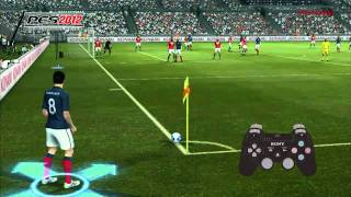 PES 2012 - PC | PS2 | PS3 | PSP | Wii | Xbox 360 - official video game preview trailer #5 HD