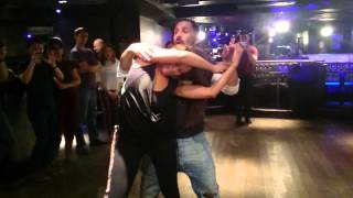 Lambada Zouk Dance Lesson Tutorial in London | Every Monday @ Grace Bar!